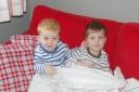 Noah und Tom